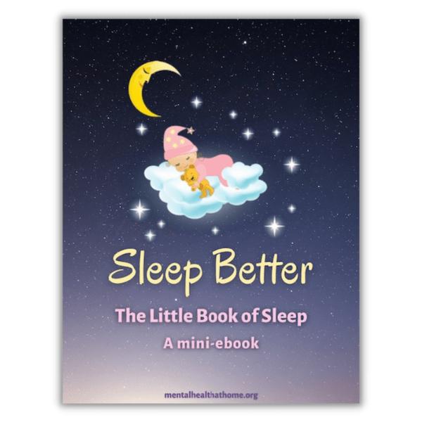 Sleep Better: The Little Book of Sleep mini-ebook