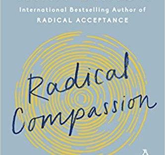 Book cover: Radical Compassion by Tara Brach