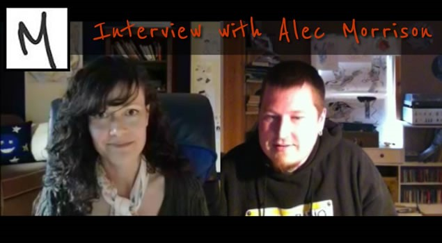 Mental Healh Talk interview with Alec Morrison