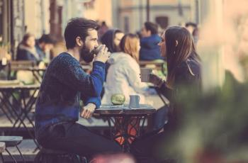 O Amor a Sexta-Feira é Sinal de Um Grande Problema