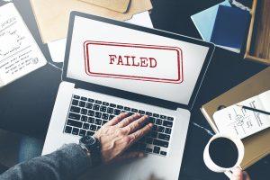 5 Atitudes para Quem Quer Fracassar em Negócios Online