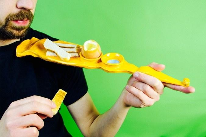 Egg Smorgasboard Design