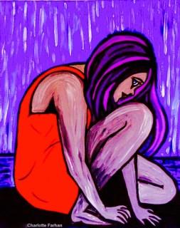 Depression by Charlotte Farhan