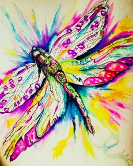 Dragonfly by Jade Bryant
