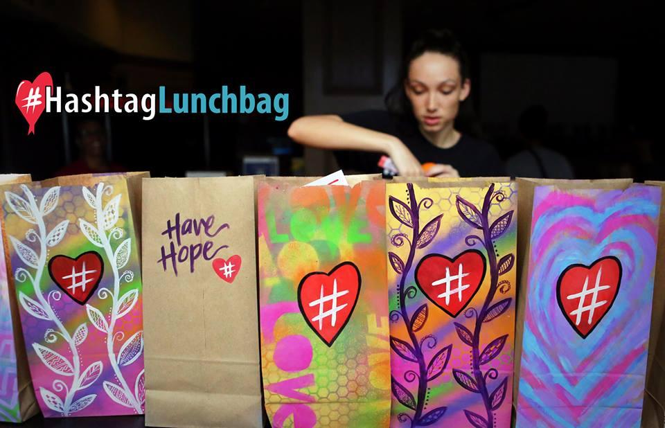 Hashtag Lunchbag