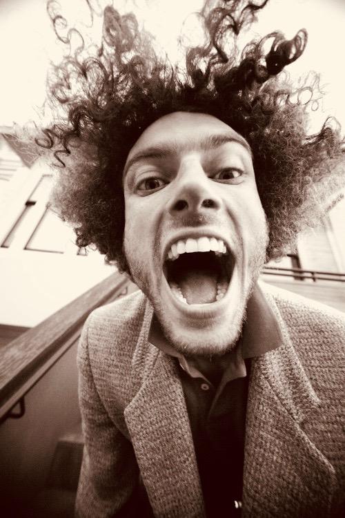 Joshua Walters: Just Crazy Enough...