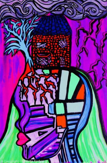 PTSD by Charlotte Farhan