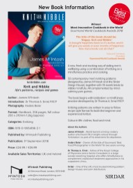 Knit and Nibble -Advanced Book Info