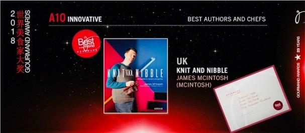 Knit & Nibbles' James McIntosh