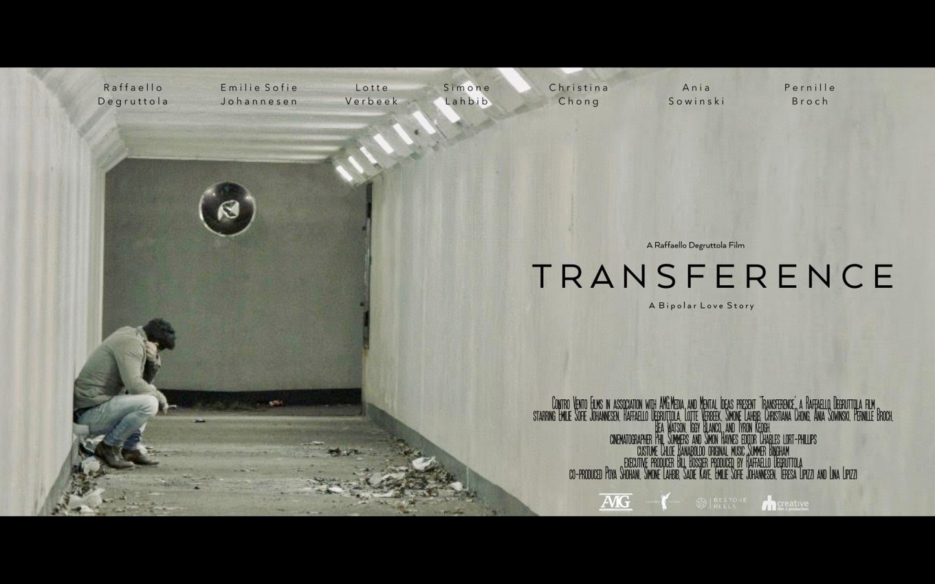Transference - A Bipolar Love Story (Poster)