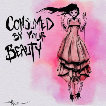 Consumed by Your Beauty - Shawn Coss