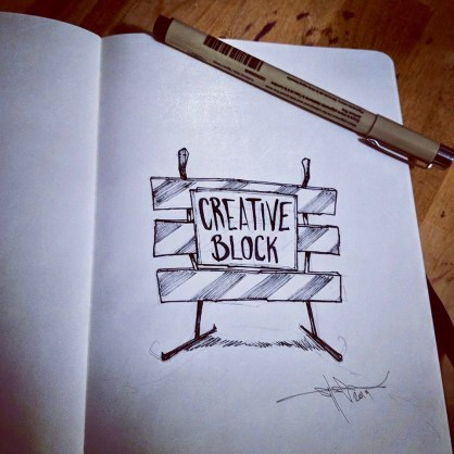 Creative Block - Shawn Coss