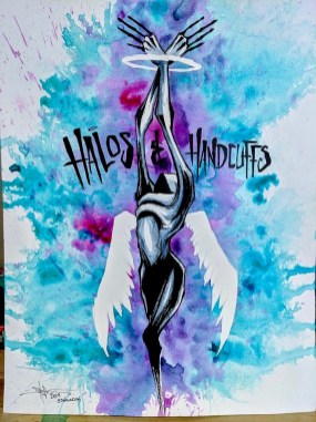Halos and Handcuffs - Shawn Coss