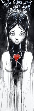 Ugly Scar - Shawn Coss