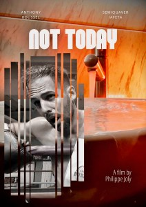 NOT TODAY - #WorldSuicidePreventionDay