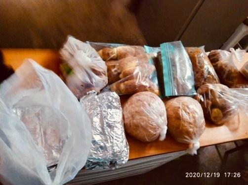Home Kong Kitchen Home Baked Bead by Raquel, Myrna, Chriz, Alana and Joana