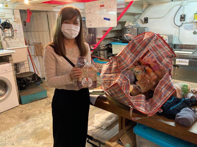 Impact HK Weekly Bread Delivery