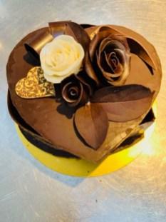 Chocolate Cake by Alana