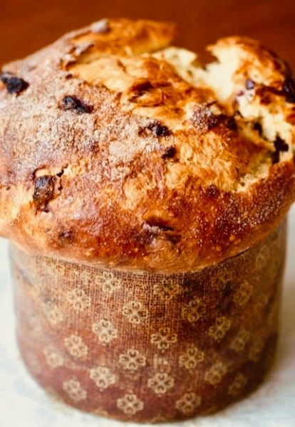 Small Rye Fruit Loaf