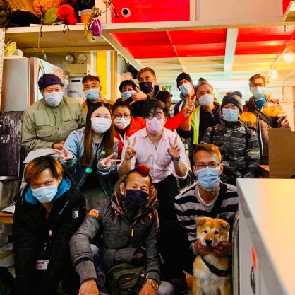 The Guestroom Team - ImpactHK