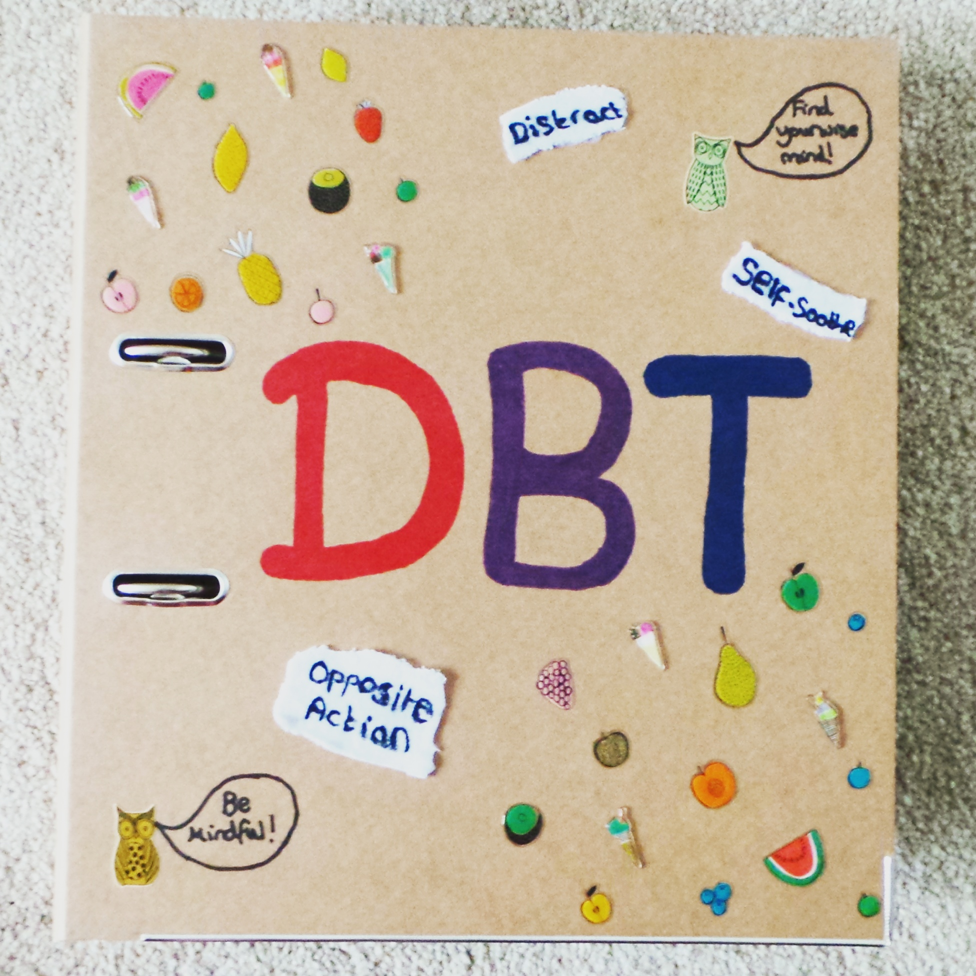 Dbt What Is Dialectical Behavior Therapy