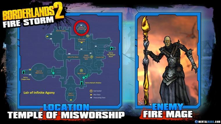 Borderlands 2 Legendary Fire Storm Location Guide