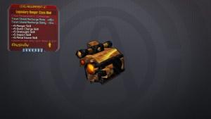 Legendary Ranger Class Mod - Borderlands 2
