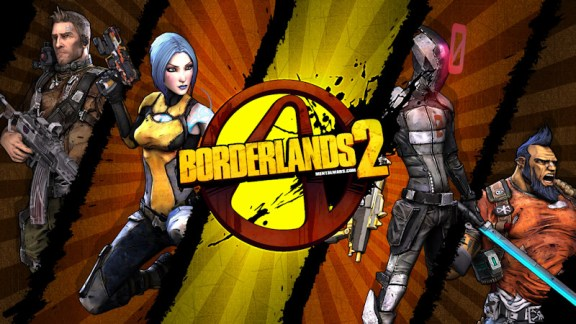 Borderlands 2 wallpaper - Crossing the Lines