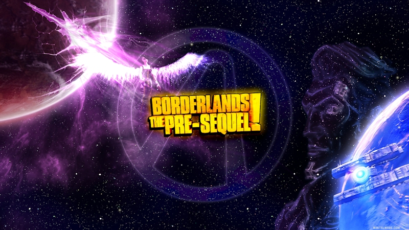 Borderlands The Pre Sequel Wallpaper Mentalmars