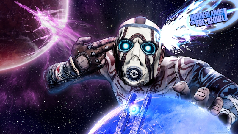 Borderlands The Pre-Sequel Wallpaper 2 » MentalMars