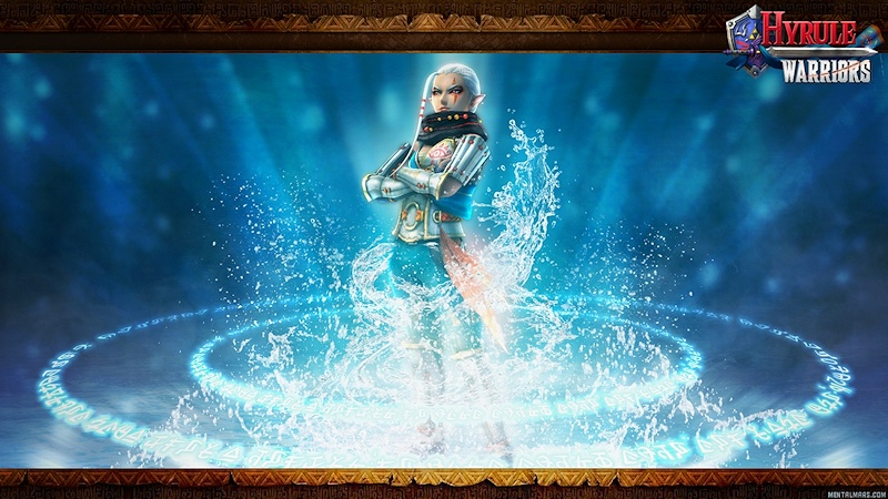Hyrule Warriors – Impa Wallpaper