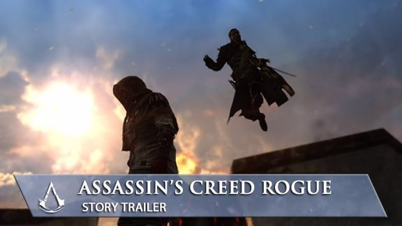Assassin's Creed Rogue Story Trailer