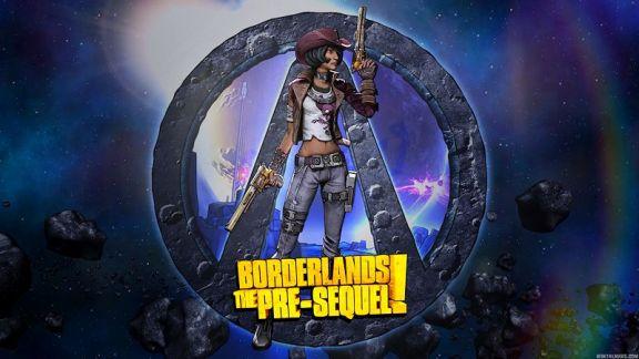 Borderlands the Pre-Sequel - Nisha Wallpaper