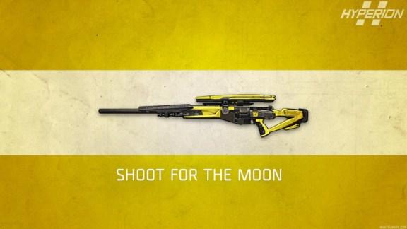 Borderlands - Hyperion Sniper Wallpaper