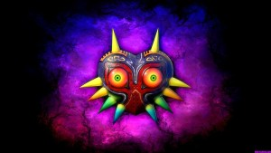 TLOZ Majora's Mask Wallpaper 2