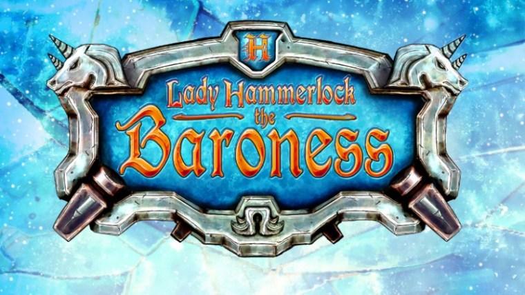 Lady Hammerlock DLC