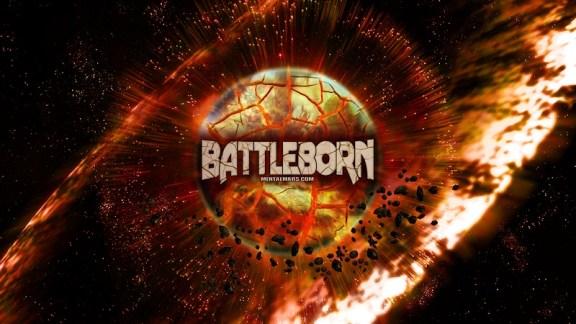 Battleborn Wallpaper - Super Nova