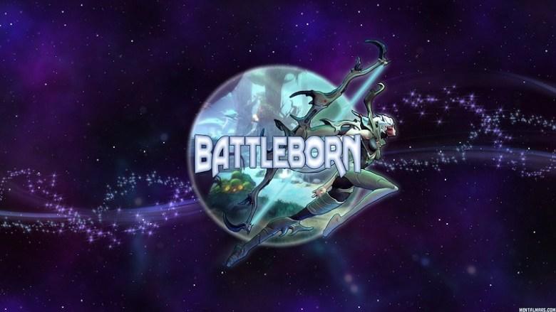 Battleborn - Solus Wallpaper