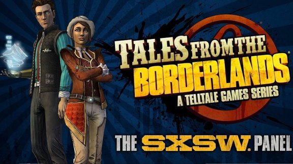 Tales from the Borderlands Unveiled at SXSW