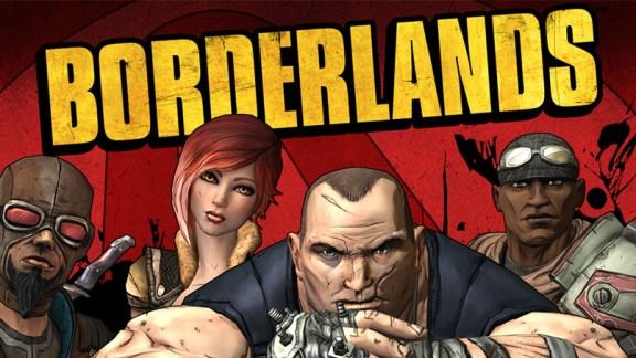 Borderlands Vault Hunters