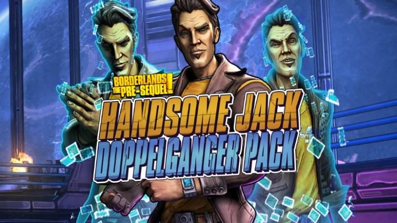 Handsome Jack DLC Pack