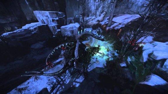Evolve - Monster Profile - Kraken