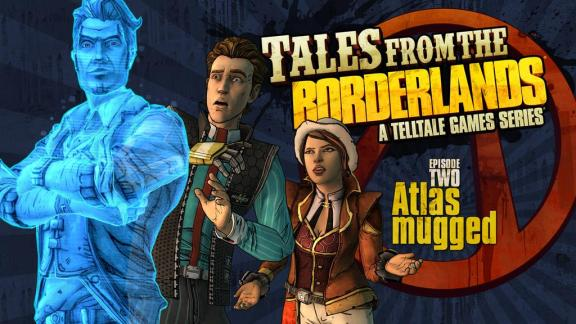 Tales from the Borderlands - Episode 2 Atlas Mugged