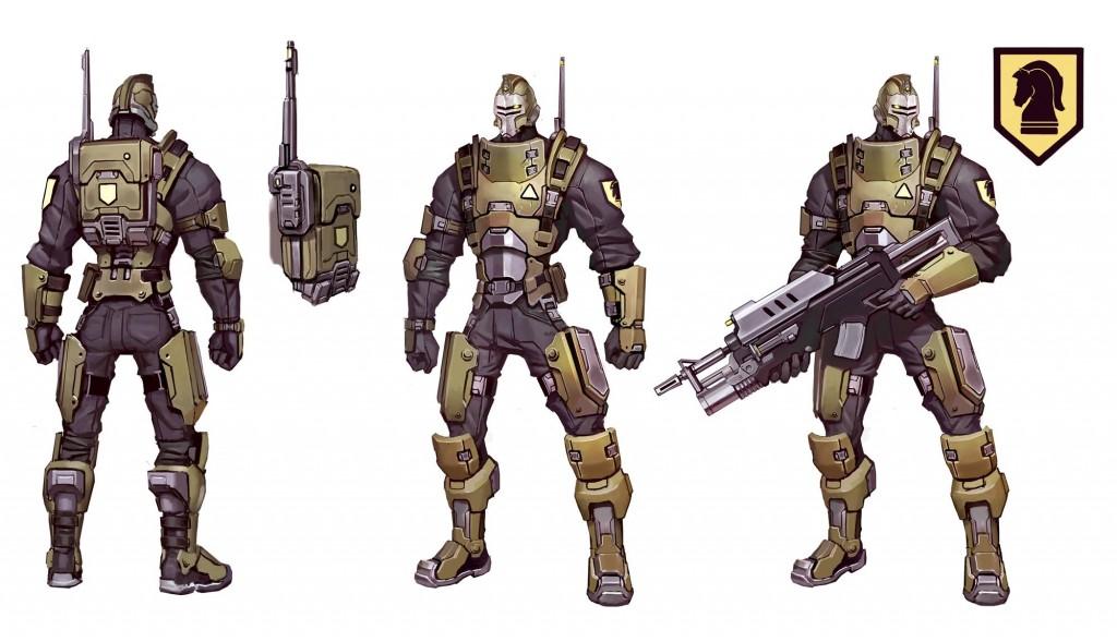Bioshock Infinite Falling Wallpaper Hd Battleborn Oscar Mike Profile Overview Peacekeeper