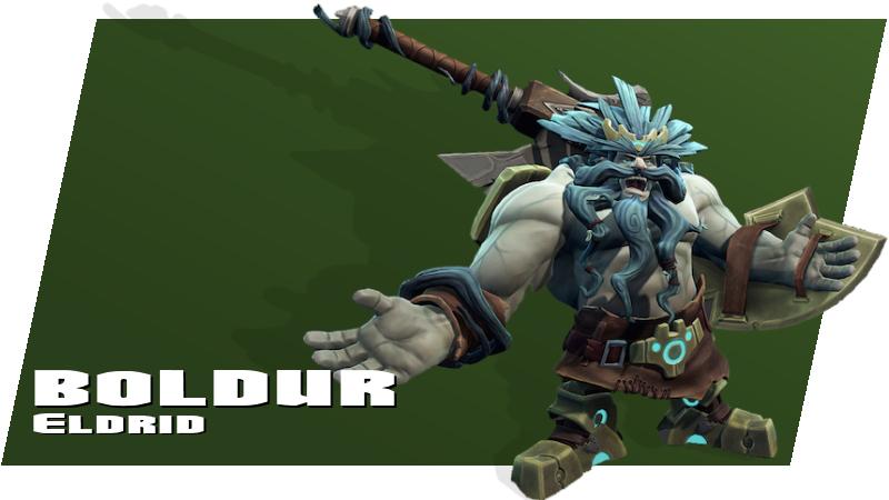 Battleborn - Boldur (Eldrid)