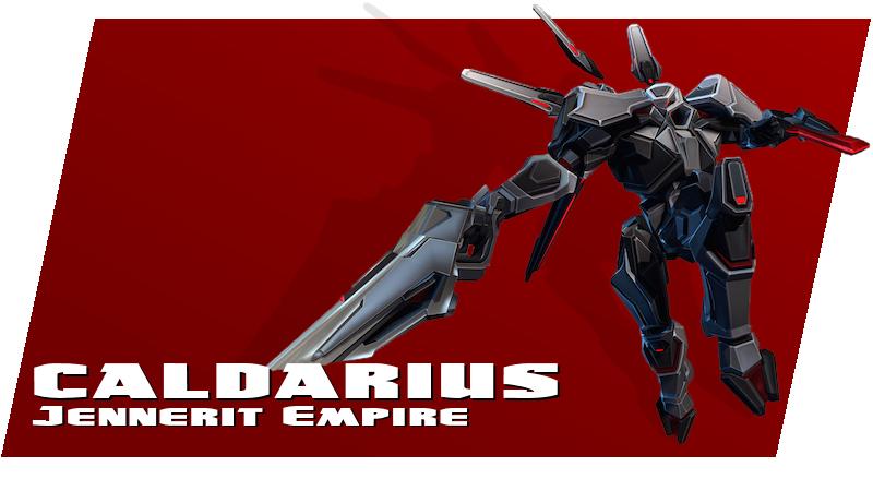 Battleborn - Caldarius (Jennerit Empire)