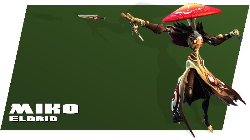 Battleborn - Miko