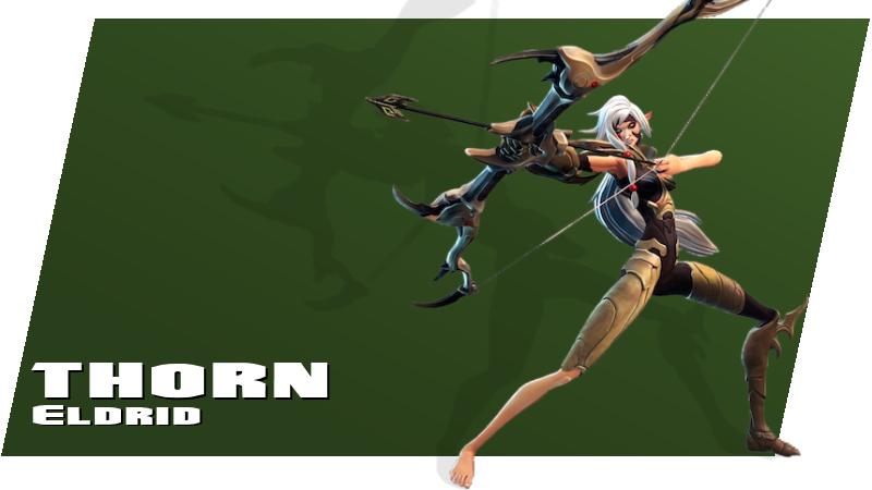 Battleborn - Thorn