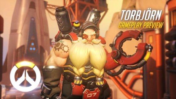 Overwatch - Torbjörn Gameplay Preview