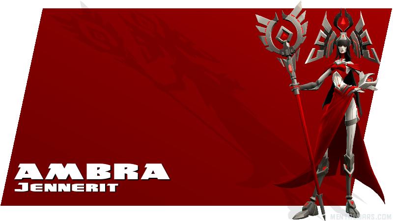Battleborn - Ambra